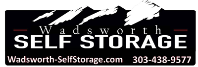 Wadsworth Self Storage Logo