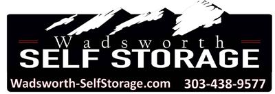 Wadsworth Self Storage Logo